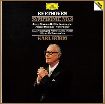 カール・ベーム/ベートーヴェン:交響曲第9番《合唱》<タワーレコード限定>[PROC-1992]