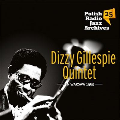 Dizzy Gillespie Quintet/In Warsaw 1965[PRCD2057]