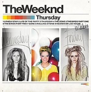 TOWER RECORDS ONLINEで買える「The Weeknd/Thursday: Component 2[4748199]」の画像です。価格は1,871円になります。