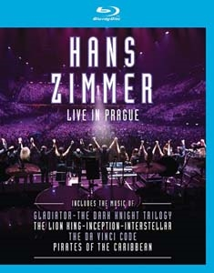 Live In Prague Blu-ray Disc