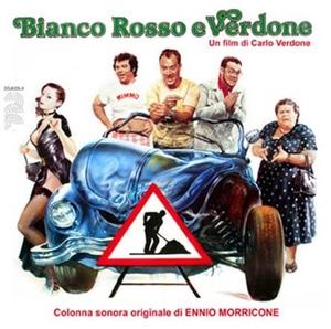 Ennio Morricone/Bianco Rosso e Verdone[DDJ02DLX]