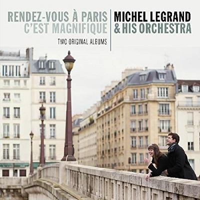 Michel Legrand &His Orchestra/Rendez-Vouz A Paris/C'est Magnifique[FOS2205136]