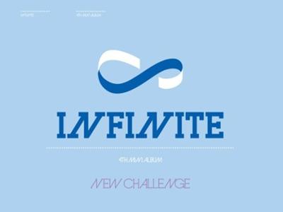 New Challenge: Infinite 4th Mini Album CD