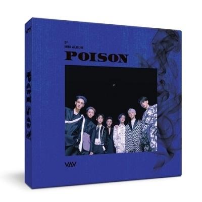 Poison: 5th Mini Album CD