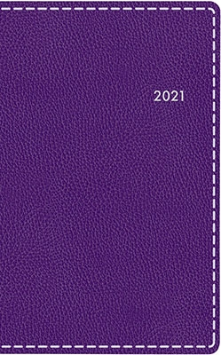 高橋書店 手帳は高橋 T'beau (ティーズビュー) 日曜始まり 7 [プラム] 手帳 2021年 手帳判 ウィークリー 皮革調 紫 No.179 (2021年版1月始まり)[9784471801793]