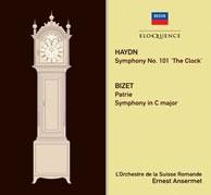 エルネスト・アンセルメ/ハイドン: 『時計』交響曲/ビゼー: 交響曲ハ長調[4824979]