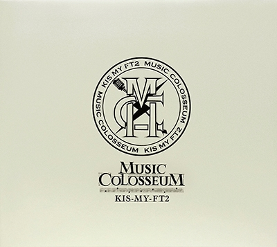 MUSIC COLOSSEUM (B) [CD+DVD]<初回生産限定盤> CD