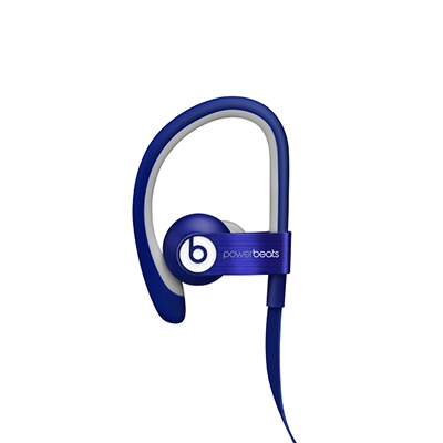 beats by dr.dre Powerbeats2 インイヤーヘッドフォン Blue