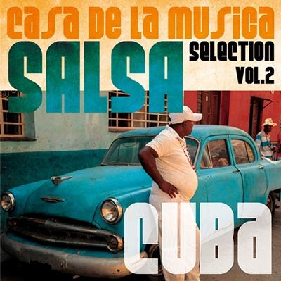 Pachito Alonso Y Sus Kini Kini/Casa de La Musica Salsa Selection Vol.2[FEST-0004]