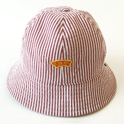 VANS×TOWER RECORDS Hat RED Accessories