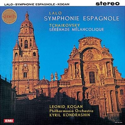 ラロ: スペイン交響曲 Op.21、チャイコフスキー: 憂鬱なセレナード