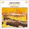 ダグラス・リーヴァ/Granandos: Piano Music Vol. 4[8554629]