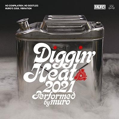 Diggin' Heat 2021 performed by MURO<タワーレコード限定> CD
