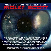 Dominik Hauser/Music from the Films of Ridley Scott[BSXCD8929]