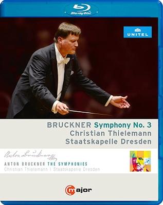ブルックナー: 交響曲第3番 Blu-ray Disc