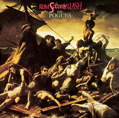 Rum Sodomy and The Lash LP