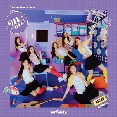 We are: 1st Mini Album CD