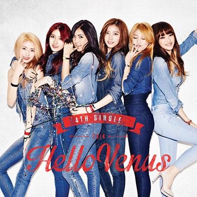 Hello Venus Single 12cmCD Single