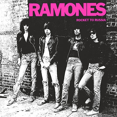 Rocket To Russia CD