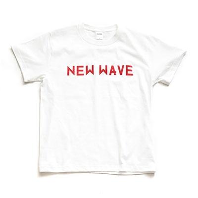 ジャンルT-Shirt NEW WAVE ホワイト Sサイズ[2050267561095]