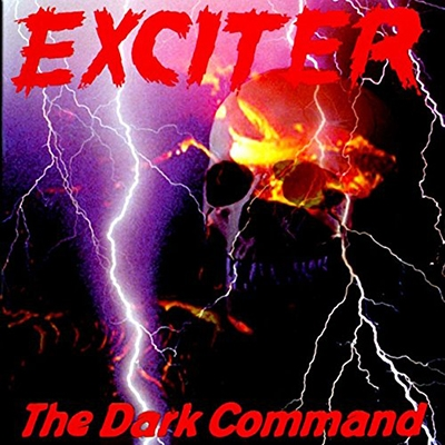 Exciter/The Dark Command[S51A224020]