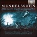 クルト・マズア/Mendelssohn: Die Erste Walpurgisnacht [BRL95119]