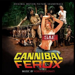 Roberto Donati/Cannibal Ferox [KRONCD052]