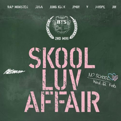 Skool Luv Affair: 2nd Mini Album CD
