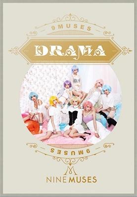 Nine Muses/Drama: 3rd Mini Album[KTMCD0486]