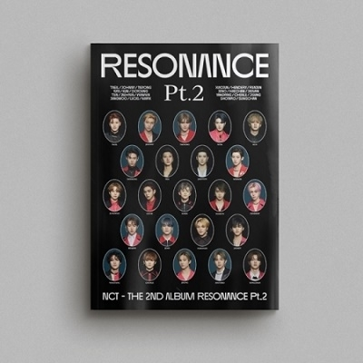 Resonance Pt.2: NCT Vol.2 (Arrival Ver.) CD
