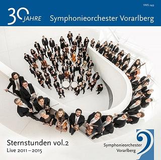 フォアアールベルク交響楽団/30 Jahre Symphonieorchester Vorarlberg - Sternstunden Vol.2 - Live 2011-2015[VMS249]