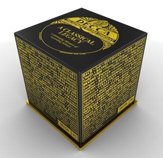 Decca 90周年記念BOX~クラシカル・レガシー<限定盤>