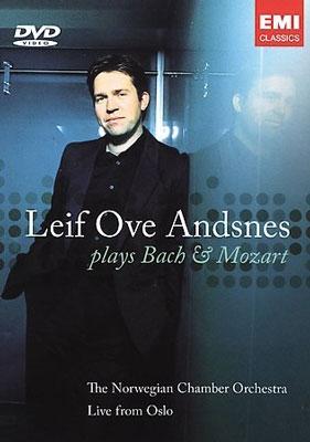 レイフ・オヴェ・アンスネス/Concert Live - Mozart; J.S.Bach/ Leif Ove Andsnes[DVBW3104379]