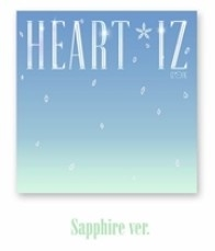HEART*IZ: 2nd Mini Album (Sapphire Ver.) CD