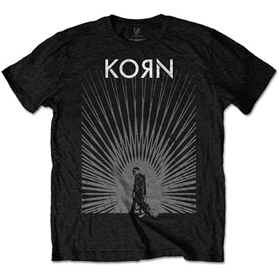 Korn/KORN / RADIATE GLOW T SHIRT Lサイズ[2050268297016]