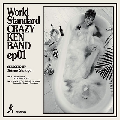 World Standard CRAZY KEN BAND ep01 selected by Tatsuo Sunaga<限定盤>