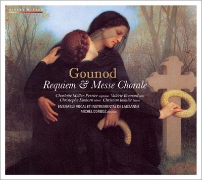 Gounod: Requiem & Messe Chorale