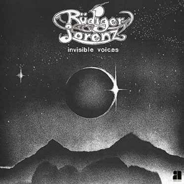 Rudiger Lorenz/INVISIBLE VOICES[ARC005-2J]