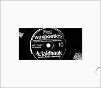 laidbook/laidbook10 - The Wax Poetics Japan ISSUE[OPCA-1012]