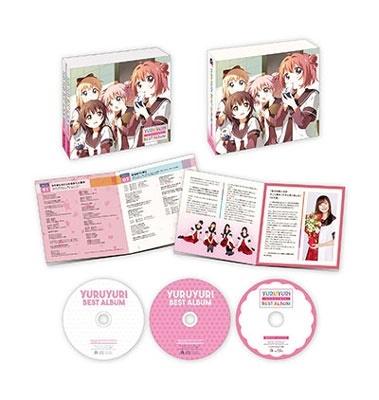 YURUYURI GORAKUBU BEST ALBUM SPECIAL EDITION [2CD+Blu-ray Disc]<初回限定生産盤>