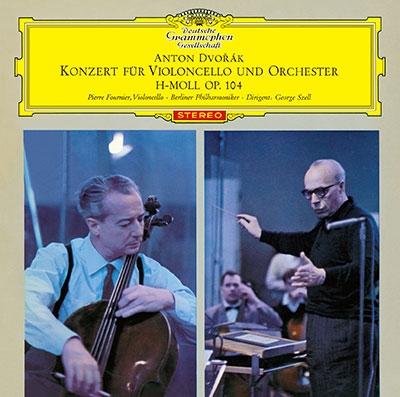ピエール・フルニエ/ドヴォルザーク&エルガー: チェロ協奏曲<タワーレコード限定>[PROC-2025]