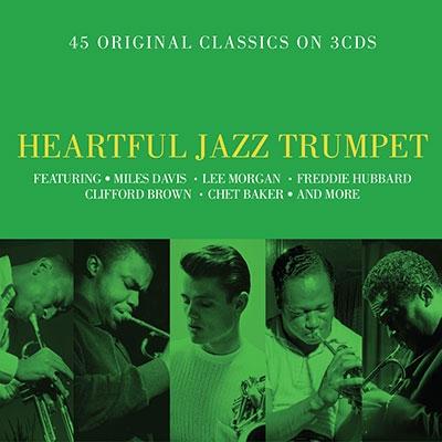 Heartful Jazz Trumpet<タワーレコード限定>[NOT3CD239]