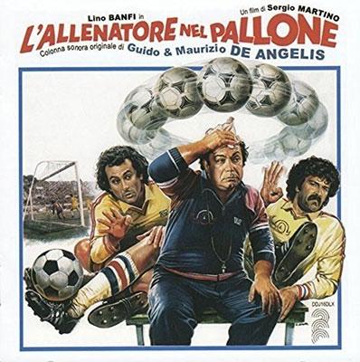 Guido &Maurizio de Angelis/L'allenatore Nel Pallone[DDJ16DLX]
