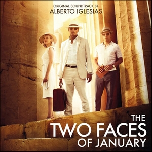 Alberto Iglesias/The Two Faces of January[QR153]