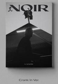 Noir: 2nd Mini Album (Crank In Ver.)