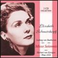エリーザベト・シュヴァルツコップ/Beethoven: Missa Solemnis[600229]