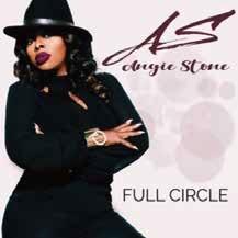 Angie Stone/FULL CIRCLE[CLOJ1326]