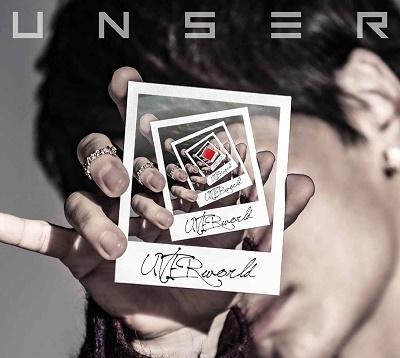 UNSER [CD+DVD+写真集]<初回生産限定盤B> CD