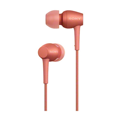 SONY ハイレゾ対応 イヤホン h.ear in 2 IER-H500A トワイライトレッド [IERH500ARM]