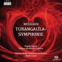 ハンヌ・リントゥ/メシアン: トゥーランガリラ交響曲[ODE1251]